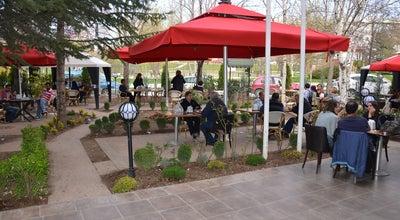 Photo of Cafe Arkabahçe Yemek Atölyesi at Konutkent Mah. 2965. Cad. No:7 Yenimahalle, Ankara, Turkey