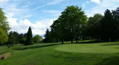 Photo of Golf Course Queen Elizabeth Park Pitch and Putt at W 33rd At Cambie, Vancouver V5Z 2W5, Canada