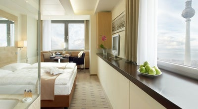 Photo of Hotel Park Inn by Radisson Berlin Alexanderplatz at Alexanderplatz 7, Berlin 10178, Germany
