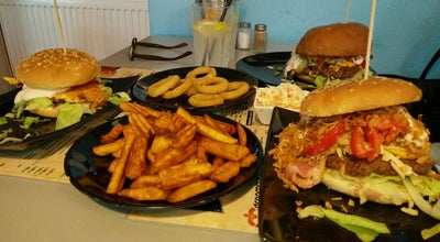 Photo of American Restaurant Dreamburger at Hungary