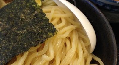 Photo of Food 麺屋 甍 at 西区みなとみらい3-6-1, 横浜市 220-0012, Japan