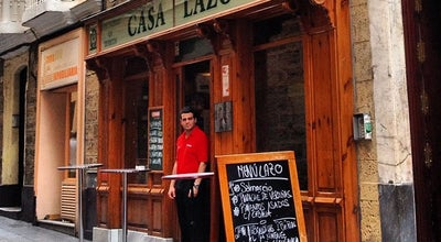 Photo of Tapas Restaurant Casa Lazo at C. Barrié, 17, Cádiz 11001, Spain
