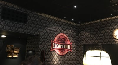 Photo of Arcade The Escape Hunt Groningen at Het Hout 1, Groningen, Netherlands