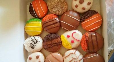 Photo of Donut Shop Donuts Planet at Αγωνιστών Στρατοπέδου, Χαϊδάρι 124 61, Greece
