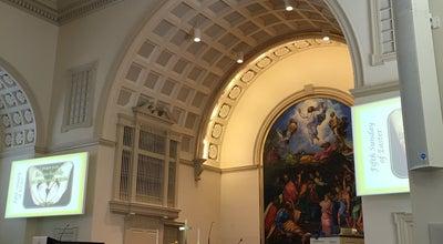 Photo of Church First United Methodist Church at 101 E Jefferson St, Charlottesville, VA 22902, United States