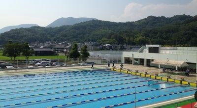 Photo of Pool 香川県立総合水泳プール at 御厩町1585-1, 高松市 761-8042, Japan