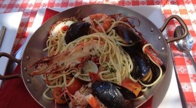 Photo of Italian Restaurant Hosteria Romana at 429 Espanola Way, Miami Beach, FL 33139, United States