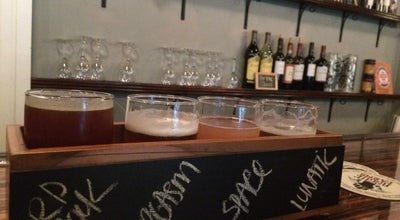 Photo of Bar Thirsty Bruin Craft Beer and Wine at 224 Middle St, New Bern, NC 28560, United States