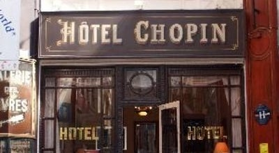 Photo of Hotel Hotel Chopin at 10 Blvd. Montmartre (46 Passage Jouffroy), Paris 75009, France