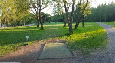 Photo of Disc Golf Vaakkolammin puisto - Epilä DiscGolfPark at Vaakkolammi, Tampere, Finland