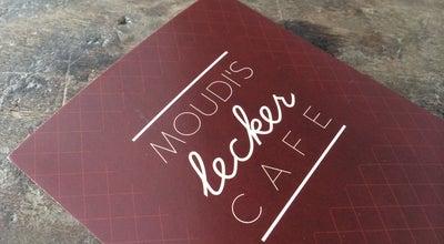 Photo of Middle Eastern Restaurant Moudi's Lecker Cafe at Kronenstrasse 48, Zurich 8006, Switzerland