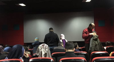 Photo of Indie Movie Theater cineadress at Ikinisan Caddesi Adres Avm, Van 65100, Turkey