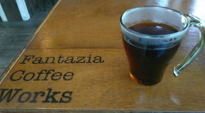 Photo of Coffee Shop Fantazia coffee works at 手形蛇野172-3, 秋田市 010-0851, Japan