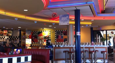 Photo of Fast Food Restaurant Burger King at Rijksweg A13 West, Delft 2629 HA, Netherlands
