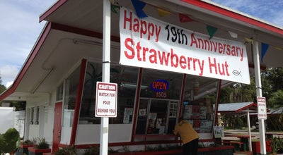 Photo of Sandwich Place The Strawberry Hut at 1505 N Wheeler St, Plant City, FL 33563, United States