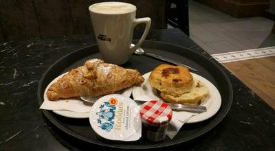Photo of Coffee Shop Caffè Nero at 17 Peters Ln, Liverpool L1 3DE, United Kingdom