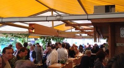 Photo of Wine Bar Weinterasse Rollanderhof at Hasengasse 5, Frankfurt, Germany
