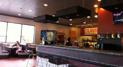 Photo of Mexican Restaurant Cilantro Mexican Grill at 430 Newport Ave, East Providence, RI 02916, United States