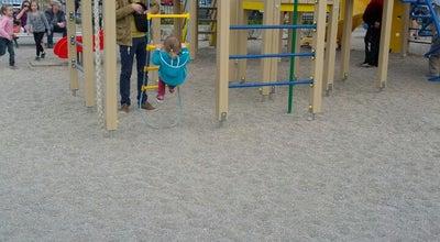Photo of Playground детская площадка у церкви at Невского, Калининград, Russia