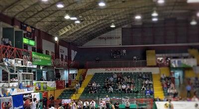 Photo of Basketball Court Polideportivo Carlos A. Cerutti at Fernando Pinzón 1050, Córdoba 5000, Argentina