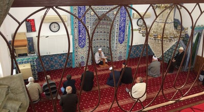 Photo of Mosque İsmetpaşa Mahallesi Camii at Hastane Sokak  İsmetpaşa Mahallesi/bafra, Samsun 55400, Turkey