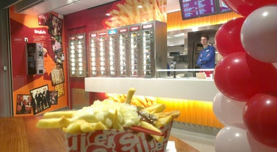 Photo of Snack Place Smullers at Station Amsterdam Sloterdijk, Amsterdam, Netherlands