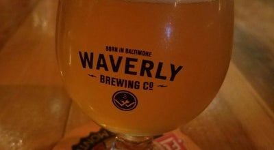 Photo of Brewery Waverly Brewing Company at 1625c Union Ave, Baltimore, MD 21211, United States