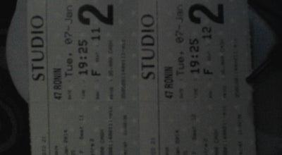 Photo of Movie Theater Teater 2 at Studio 21, Manado, Indonesia