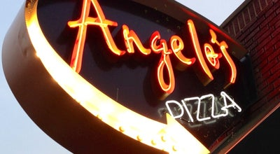 Photo of Pizza Place Angelo's Pizza at 13715 Madison Ave, Lakewood, OH 44107, United States