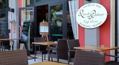 Photo of Italian Restaurant Quarto Platano at Forte dei Marmi, Italy