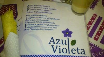 Photo of Breakfast Spot Azul Violeta at Mexico