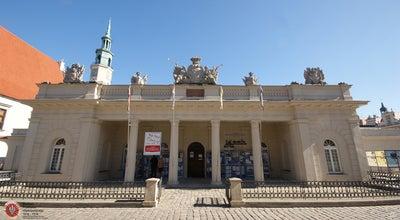 Photo of History Museum Muzeum Powstania Wielkopolskiego 1918-1919 at Stary Rynek 3, Poznań 61-772, Poland