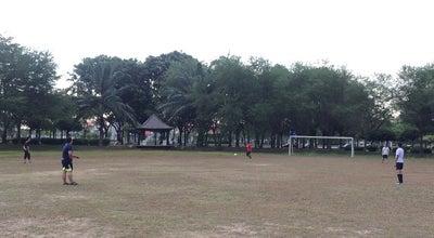 Photo of Playground Taman Rekreasi Setia Alam at Setia Alam, Shah Alam, Selangor, Malaysia