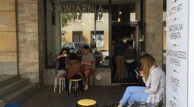 Photo of Cafe Black & White Coffee at Władysława Iv 28, Gdynia, Poland