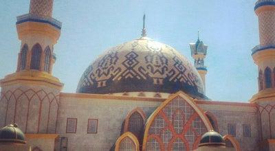 Photo of Mosque Masjid Raya At-Taqwa at Jl. Langko, Mataram, Indonesia
