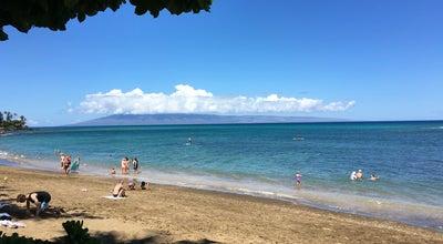 Photo of Beach Beach at Kahana Bay at Lahaina, HI 96761, United States
