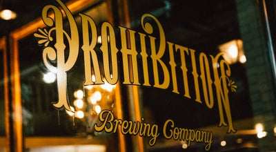 Photo of Pub Prohibition Brewing Company at 1269 Hamilton St, Vancouver, BC V6B 2Y5, Canada