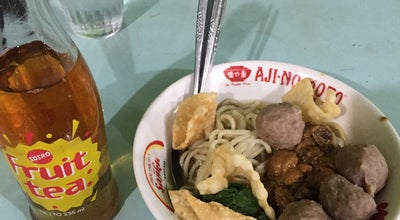 Photo of Ramen / Noodle House Bakso Ateng at Payakumbuh, Indonesia