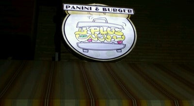 Photo of Burger Joint B.PLUS | بیپلاس at Mardavij St., اصفهان, Iran