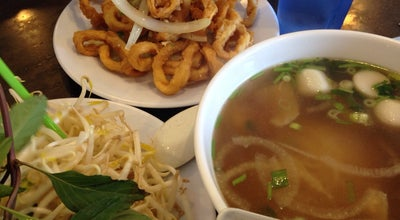 Photo of Vietnamese Restaurant Pho 'N Seafood at 924 N Court St, Visalia, CA 93291, United States