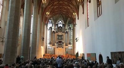 Photo of Concert Hall Konzerthalle Ulrichskirche at Kleine Brauhausstr. 26, Halle (Saale) 06108, Germany