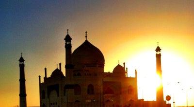 Photo of Mosque .(مسجد الصديقة فاطمة الزهراء (عليها السلام at ض. عبدالله المبارك الصباح 47007, Kuwait