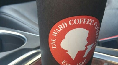 Photo of Coffee Shop T.M. Ward Coffee Co. at 944 Broad St, Newark, NJ 07102, United States