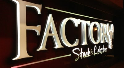 Photo of Steakhouse Factory Steak & Lobster at Hotel Intercontinental, Tegucigalpa, Honduras