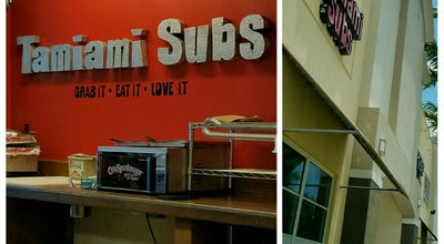 Photo of Sandwich Place Tamiami Subs at 14261 Sw 120th St #105, Miami, FL 33186, United States