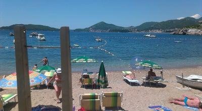 Photo of Beach Maestral Plaza at Montenegro