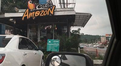 Photo of Coffee Shop Cafe Amazon@PTT ผาแดง ศรีราชา at Ptt ผาแดง, Surasak, Thailand