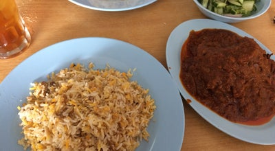Photo of Asian Restaurant Restoran Beryani Ishar, Taman Sejati Indah at Sungai Petani, Malaysia