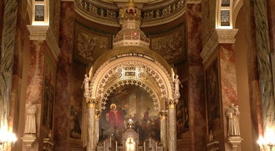 Photo of Church Basilica of St. Josaphat at 2333 S 6th St, Milwaukee, WI 53215, United States