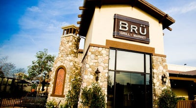 Photo of American Restaurant Bru Grill & Market at 23720 El Toro Rd, Lake Forest, CA 92630, United States